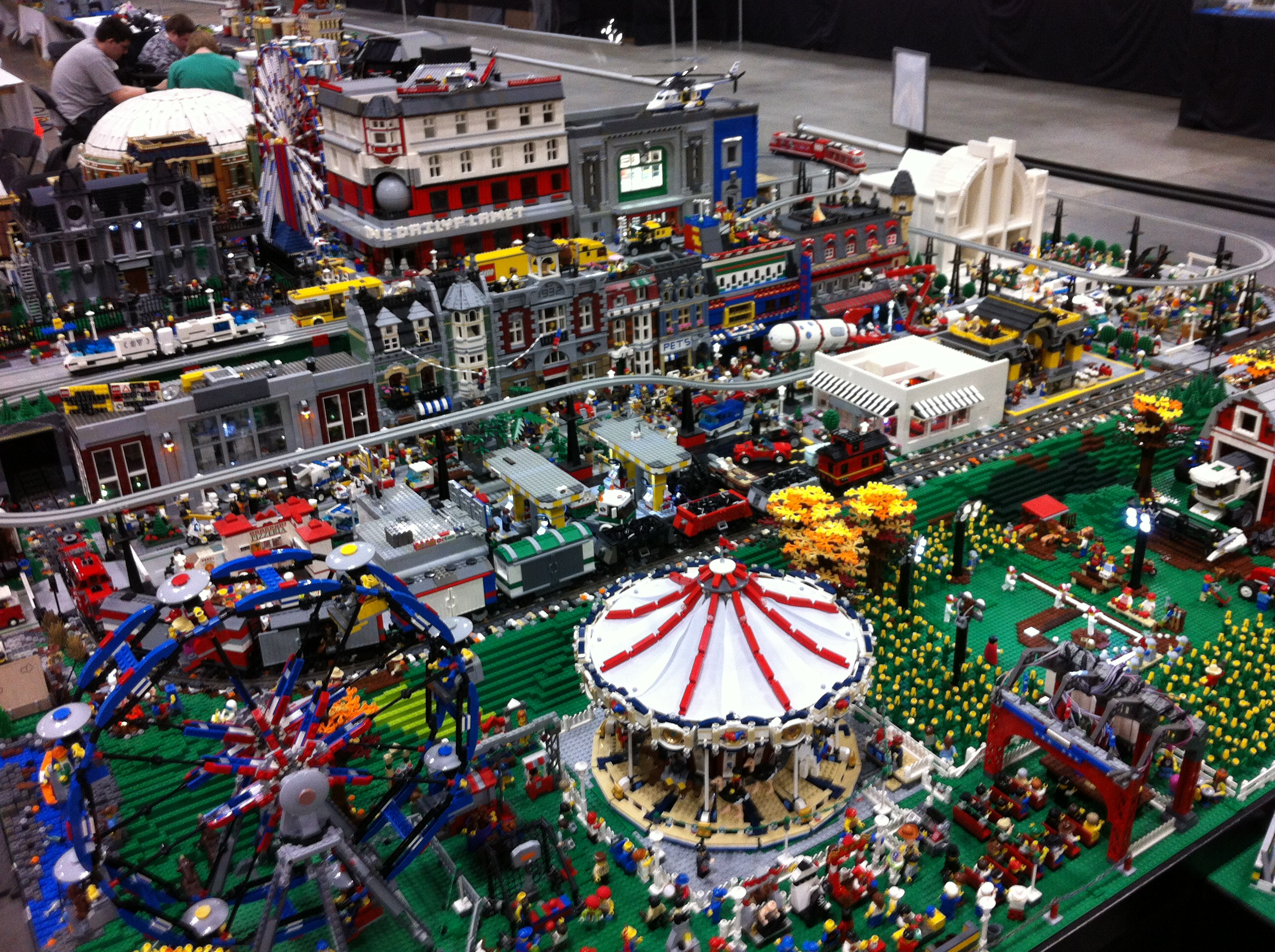 Lego 174 Events