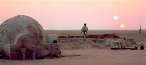 Source: Lucas Films (http://lucasfilm.com/)  Photos from Star Wars, Episode 1: A New Hope