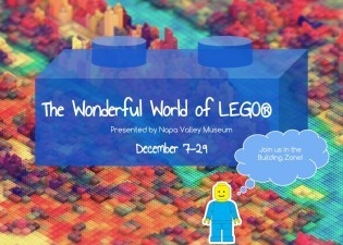 Wonderful World of LEGO