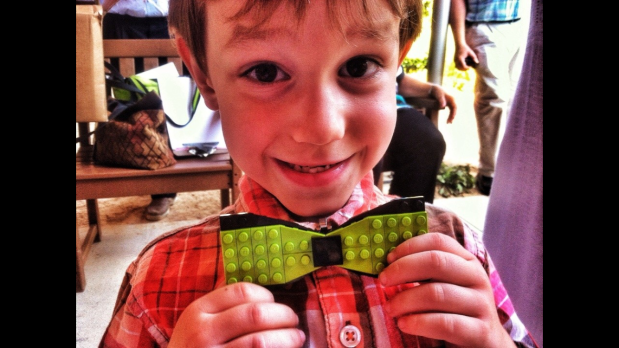 LEGO Bow Tie Guy