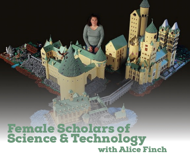 Femal Scholars with Alice Finch