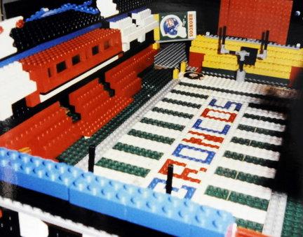 A Broncos stadium!