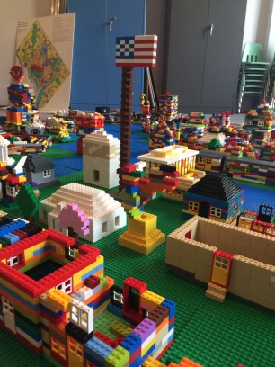 We Built Washington DC out of LEGO at The National Building Museum